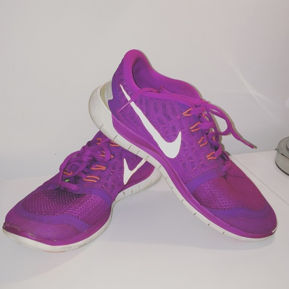 best website 6064e 830c8 Nike Free 5.0 purple orange. M 5a90bf2385e605e80682c024
